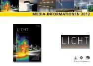 MEDIA-INFORMATIONEN 2012