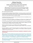 RIGblaster Plug & Play Owner's Manual - West Mountain Radio - Page 4