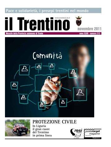 Numero 313 - Ufficio Stampa - Provincia autonoma di Trento