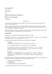 Den 19. april 2010 blev i sag nr. 44/2008-R ... - Revisornævnet