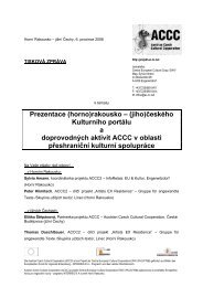 Stáhnout tiskovou informaci ve formátu pdf 269.29 Kb - AC-CC - Home