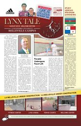 Volume 2, Issue 1 - August 2010 - Lindenwood University - Belleville