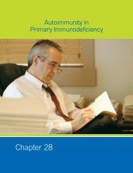 Autoimmunity in Primary Immunodeficiency