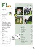 NOV 2010 FORE! - Golfclub Schloss Liebenstein - Page 3