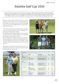 NOV 2010 FORE! - Golfclub Schloss Liebenstein - Page 5