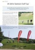 NOV 2010 FORE! - Golfclub Schloss Liebenstein - Page 6