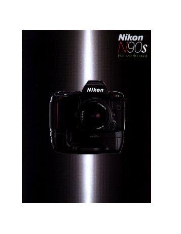 nikon n4004s af instruction manual rh yumpu com Nikon N4004s 35Mm Camera Nikon 35Mm Film Camera