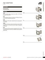 Videotec WCWA corner adaptor - Network Webcams