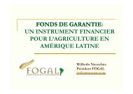 A2_Necochea_FOGAL_FRA_ppt [Mode de ... - Fondation FARM