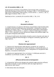 L.R. 24 novembre 2000, n. 26 Riordinamento dell'Istituto ...