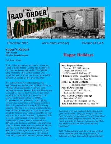 December 2012 - Nmra-scwd.org