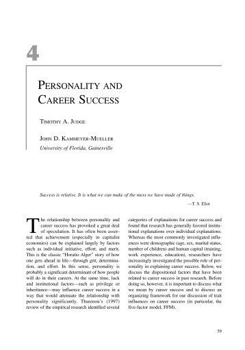 character traits for career success 16 attractive personality traits that can help you land any job  examples of  projects where your collaborative skills were integral your success.