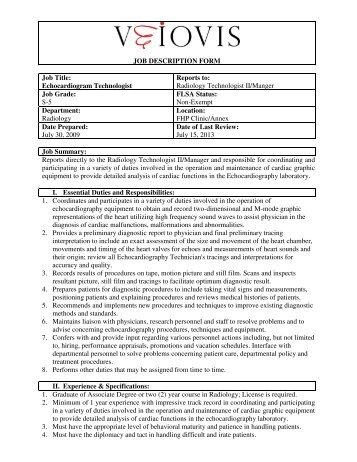 job description form job title physical therapist veiovis