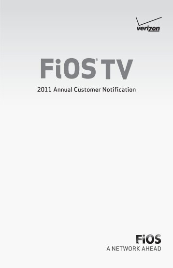 FiOS® TV - Verizon