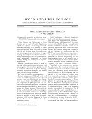 36-04 Editorial-a.qxd - Society of Wood Science and Technology