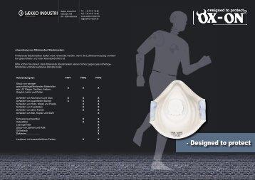 OX-ON Atemschutz - Technika-arbeitsschutz.de