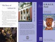 The G.R.A.C.E. Fund - University of Georgia College of Veterinary ...