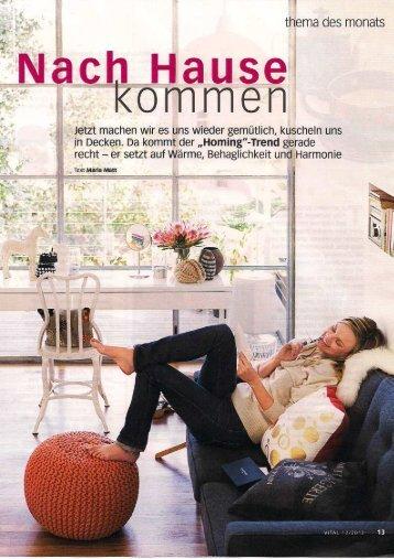 Nach Hause kommen - Healing Home Design