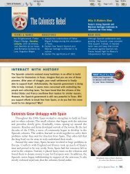 Chapter 7.3 - Keller ISD Schools