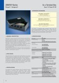 ZENITH P Series - SCAME SK - Page 4