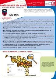 TOURNAI - La Province de Hainaut