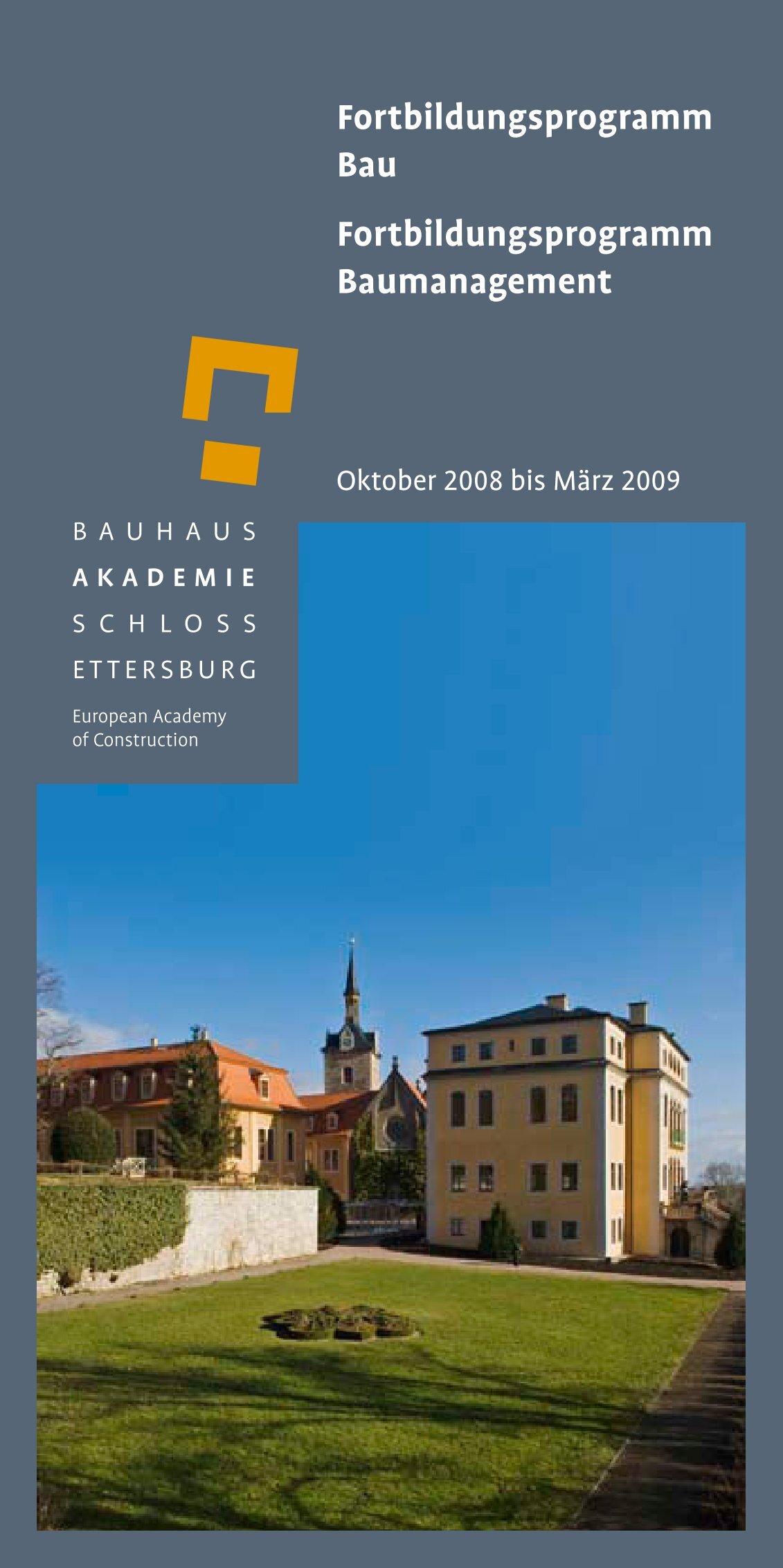 8 free magazines from bauhausakademie de