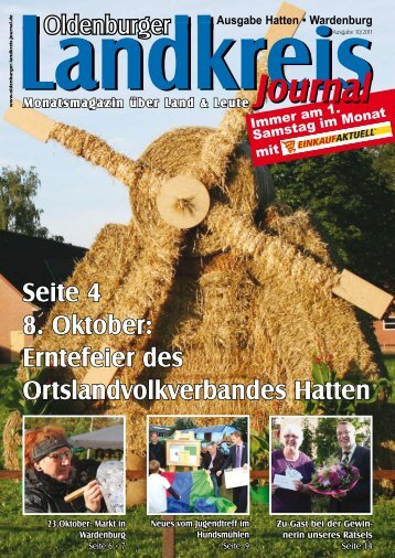 LKJ_A_ 10_2011.pdf - Oldenburger Landkreis Journal