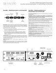 Owners Manual - SB 16 (Dutch) - Harman Kardon - Page 4