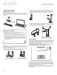 Owners Manual - SB 16 (Dutch) - Harman Kardon - Page 6