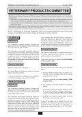 MAVIS - Edition 20 - October 1996 - Veterinary Medicines Directorate - Page 6