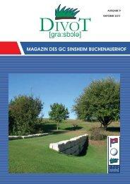 als PDF downloaden - Golfclub Sinsheim