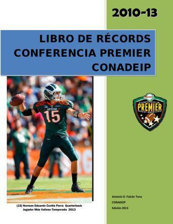 Libro_Records_CONADEIP-2013