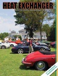 Porsche Club Of America, Shenandoah Region / SePtembeR