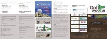 Einladung - Golfland Rhein-Neckar
