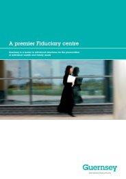 Guernsey Finance Trust Brochure - Opus Private