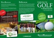 Entdecken Sie in Wildeshausen - Golf Club Wildeshauser Geest eV