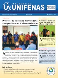 Edição 140 - Abril/2011 - Unifenas