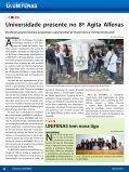 Edição 140 - Abril/2011 - Unifenas - Page 6