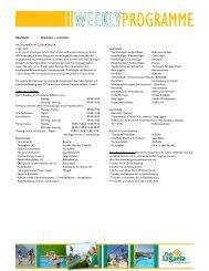 1 DEUTSCH 05/07/2013 - Club La Santa Reisen GmbH