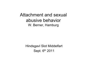 (of attachment) and