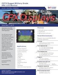 Datasheet - PDF - Chassis Plans