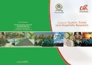 Centre for Tourism, Travel and Hospitality Research - Moi University