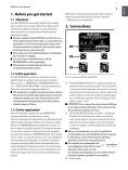 EUROLIVE B212XL/B215XL User Manual - zZounds.com - Page 3
