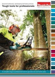 Tough tools for professionals - John Nicholls