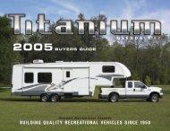 Glendale Titanium 2005 Buyers Guide - RVUSA.com