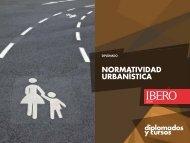 NORMATIVIDAD URBANÍSTICA - Universidad Iberoamericana León
