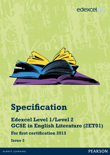 edexcel gcse english literature poetry anthology past papers On literature paper 2, you get 2 hours and 15 minutes you should spend 55 minutes on the jekyll & hyde section, 35 minutes on the poetry anthology.