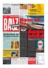 Zeitung BAUZ Nr.3