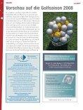 golfpoints 1_08 TL okay.qxd - Golfclub Schloss Westerholt eV - Seite 6