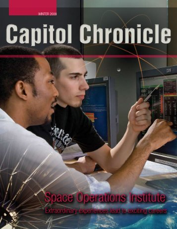 Space Operations Institute - Capitol College